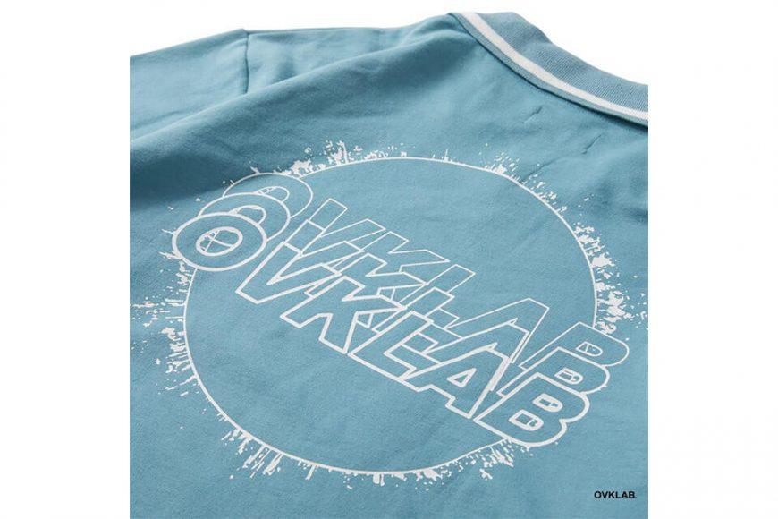 OVKLAB 19 SS V Neck Polo Shirt (6)