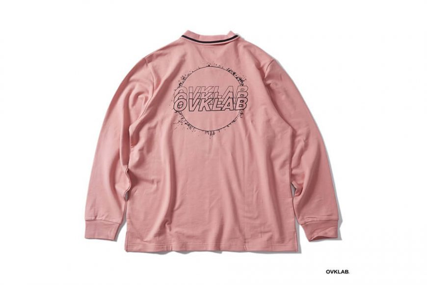 OVKLAB 19 SS V Neck Polo Shirt (8)