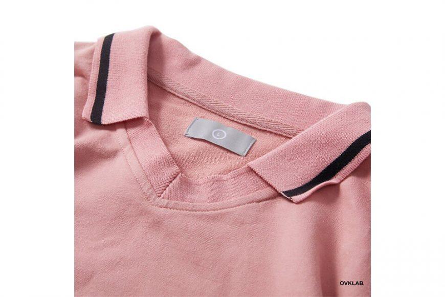 OVKLAB 19 SS V Neck Polo Shirt (9)