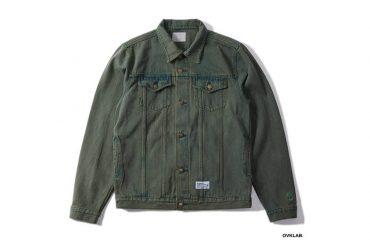 OVKLAB 320(三)發售 19 SS Washed Denim Jacket (1)