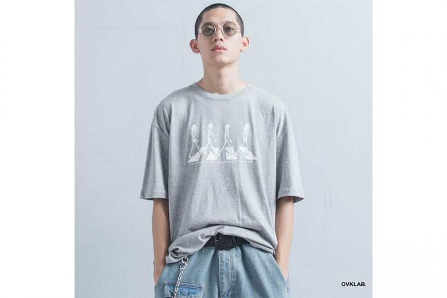 OVKLAB 36(三)發售 18 AW Abbey Road Tee (6)