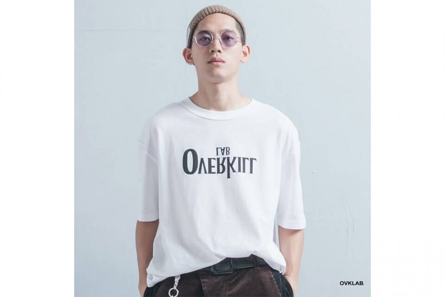 OVKLAB 36(三)發售 18 AW Revolt Tee (6)