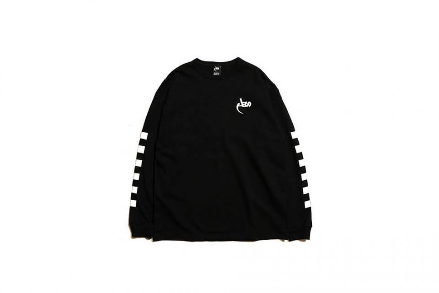 AES 19 SS Aes Logo LS Tee (4)