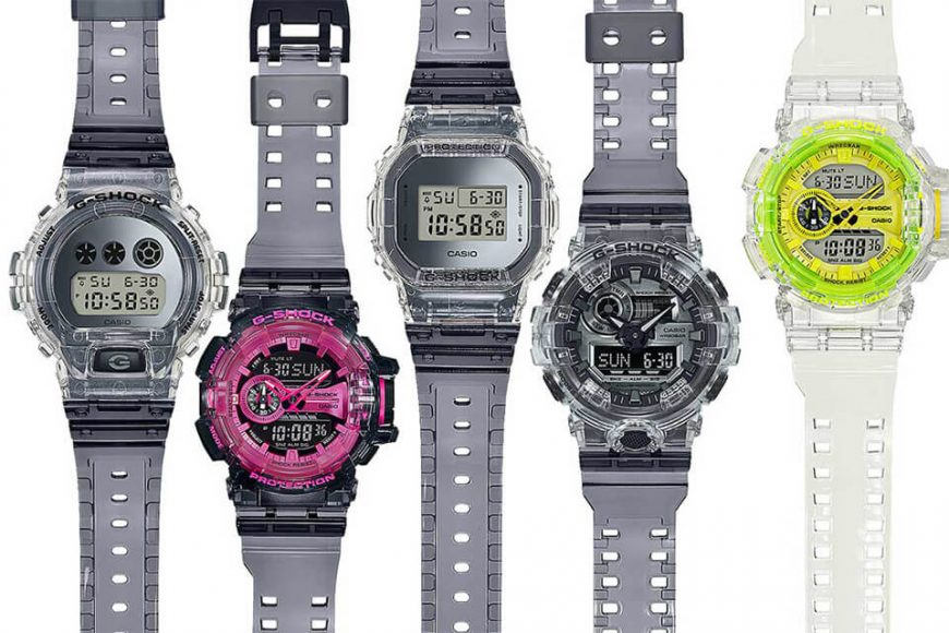 CASIO G-SHOCK (1)
