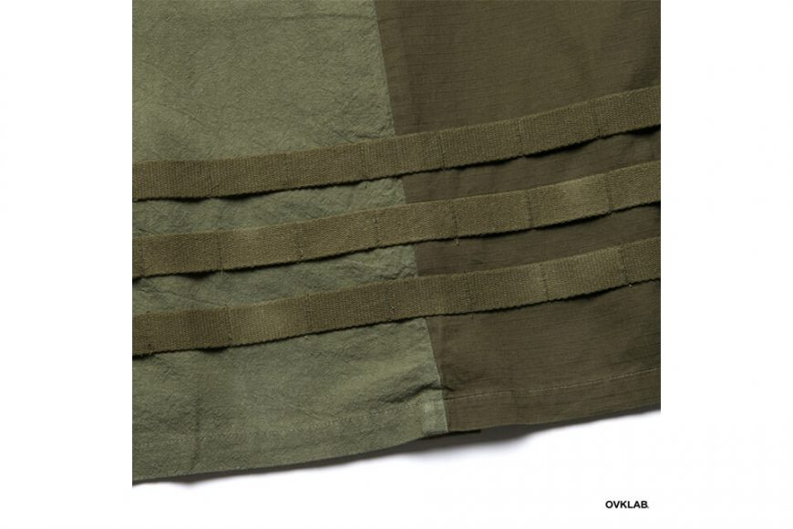 OVKLAB 19 SS Patchwork Military Jacket (4)