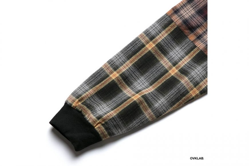OVKLAB 19 SS Sided Wear Patch Check Jacket (11)