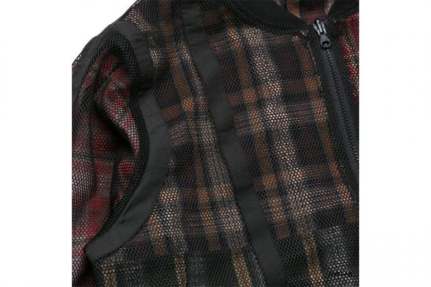 OVKLAB 19 SS Sided Wear Patch Check Jacket (13)