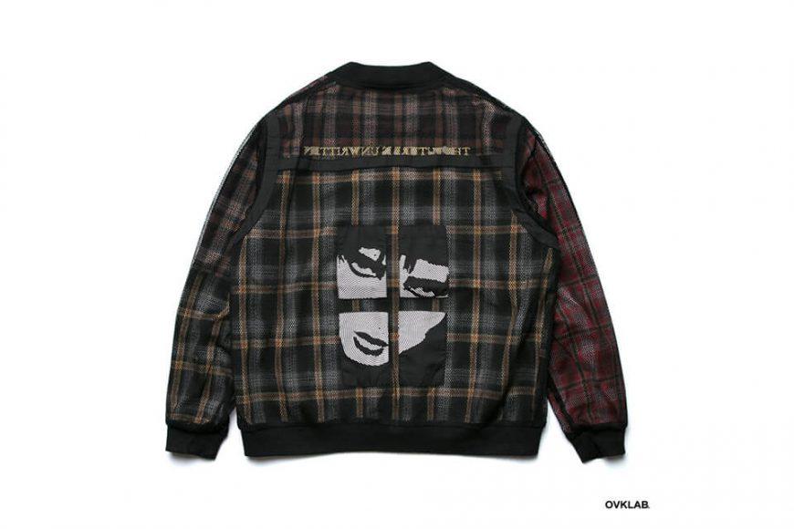 OVKLAB 19 SS Sided Wear Patch Check Jacket (6)