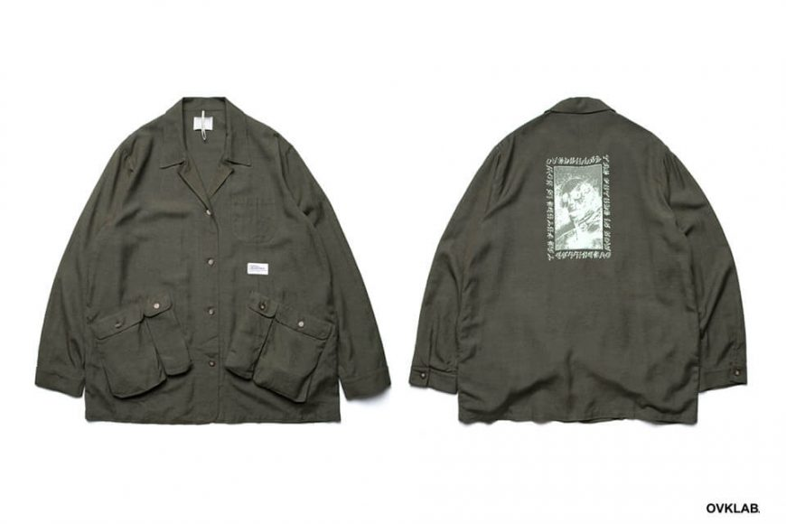 OVKLAB 426(五)發售 19 SS Sack Coat (1)