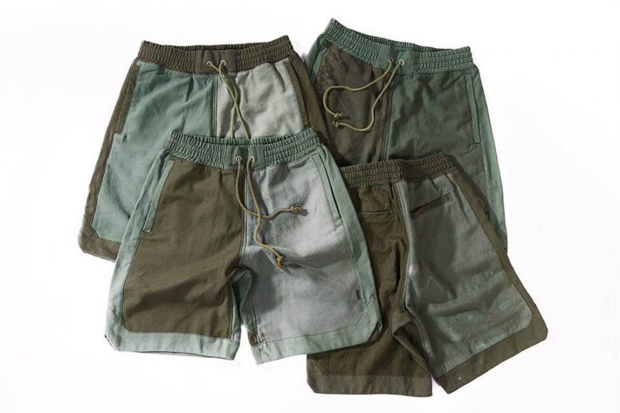 S.h.owin 19 SS Re-Basketball Shorts