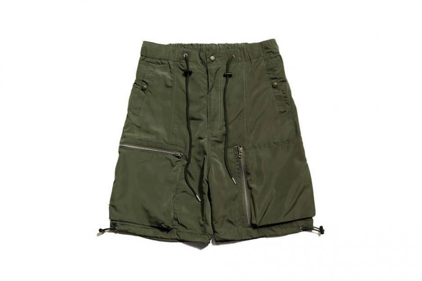 AES 19 SS Aes Military Zip Shorts (4)