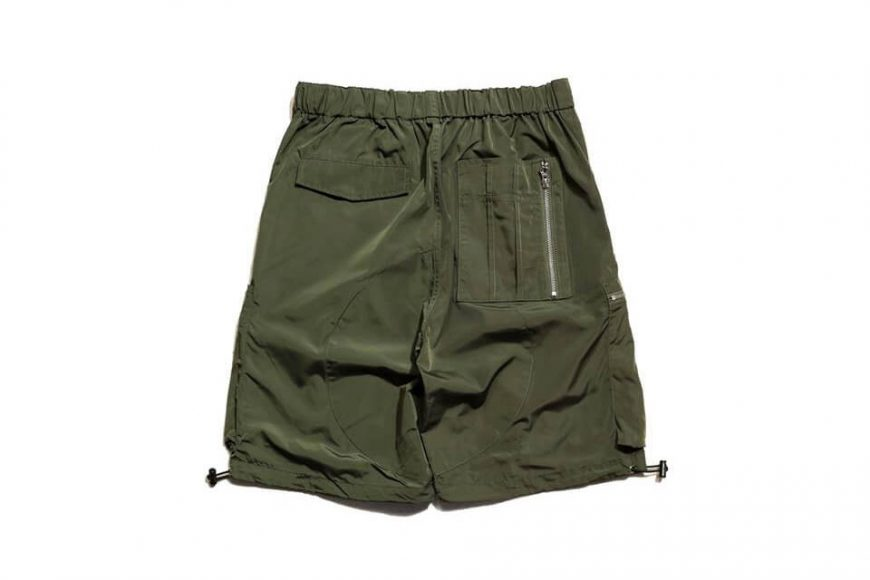 AES 19 SS Aes Military Zip Shorts (5)