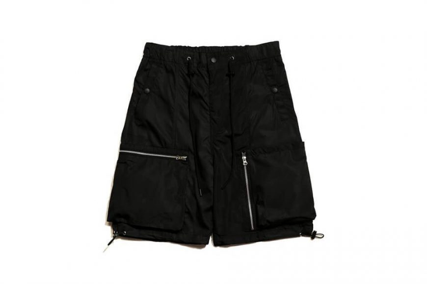 AES 19 SS Aes Military Zip Shorts (6)