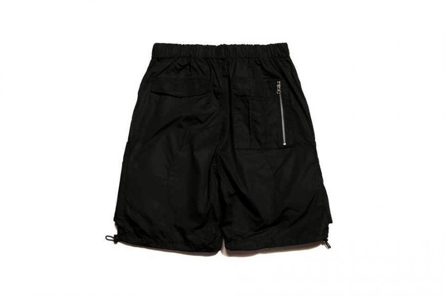 AES 19 SS Aes Military Zip Shorts (7)