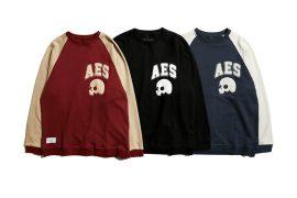 AES 19 SS Skull Sweatshirt (1)