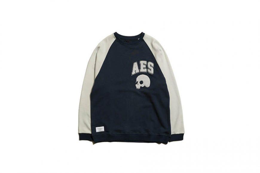 AES 19 SS Skull Sweatshirt (3)