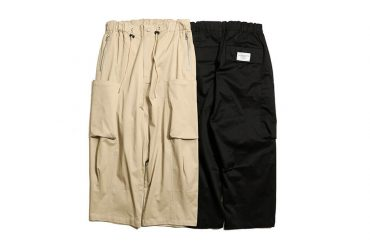 AES 19 SS Wide Leg Cargo Pants (1)