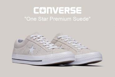 CONVERSE 19 SS 161577C One Star Premium Suede (1)
