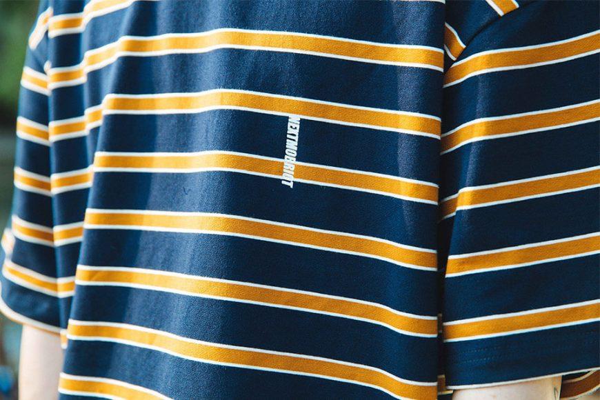 NextMobRiot 19 SS Logo Stripe OVS Tee (7)