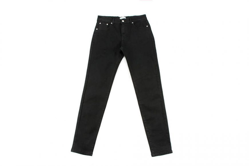 NextMobRiot 19 SS Steady Washed Slim Pants (5)