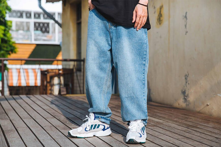 NextMobRiot 511(六)發售 19 SS Washed Denim Over Jeans (2)