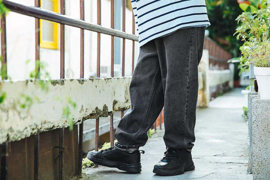 NextMobRiot 511(六)發售 19 SS Washed Denim Over Jeans (4)