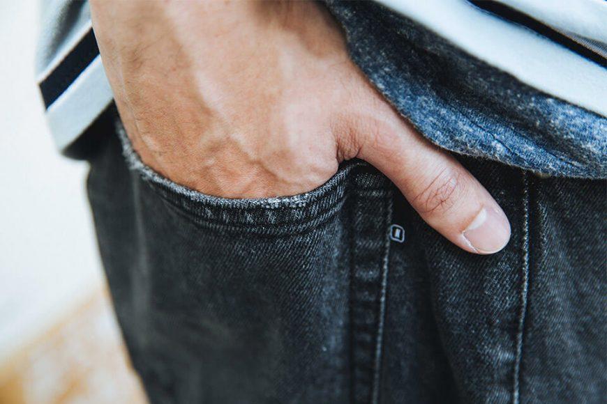 NextMobRiot 511(六)發售 19 SS Washed Denim Over Jeans (6)
