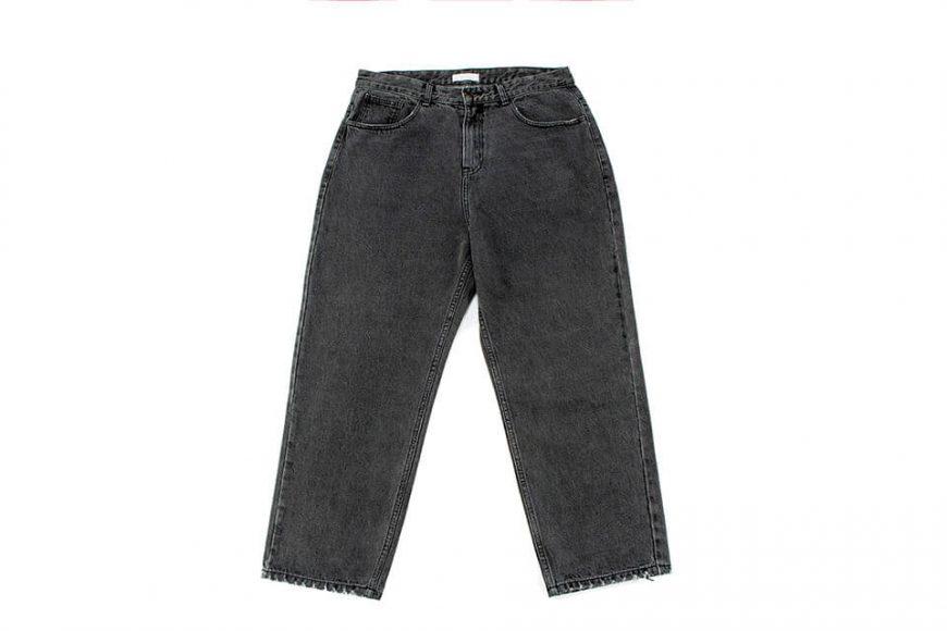 NextMobRiot 511(六)發售 19 SS Washed Denim Over Jeans (7)