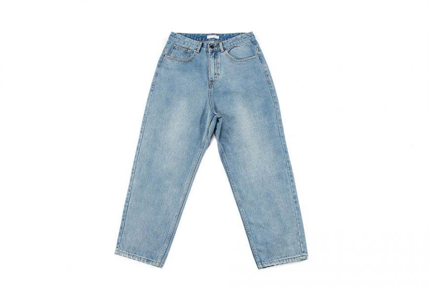NextMobRiot 511(六)發售 19 SS Washed Denim Over Jeans (9)