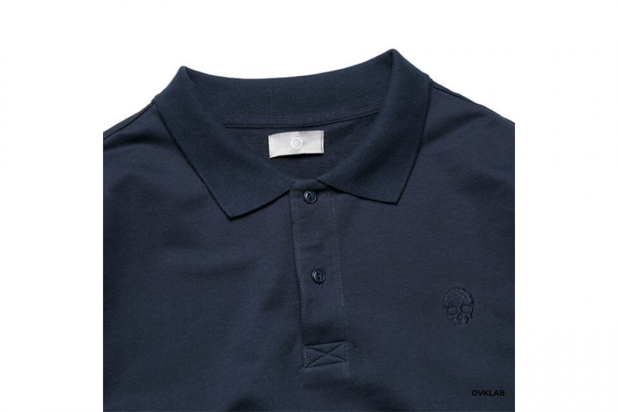 OVKLAB 58(三)發售 19 SS Oversize Polo Shirt (2)