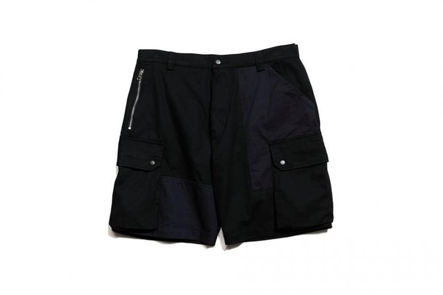 AES 19 SS Two Tone Shorts (4)