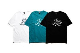 AES 19 SS Vintage Logo Tee (2)