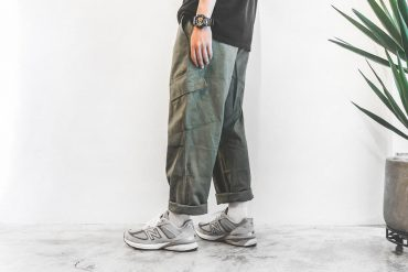 B-SIDE 19 SS 6 Pocket M Chino (1)