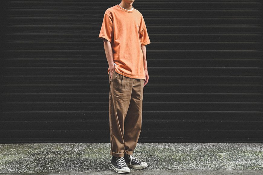 B-SIDE 19 SS Tapered Chino (2)