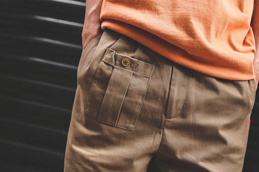 B-SIDE 19 SS Tapered Chino (4)