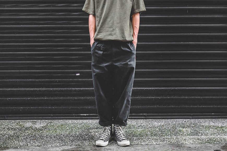 B-SIDE 19 SS Tapered Chino (6)