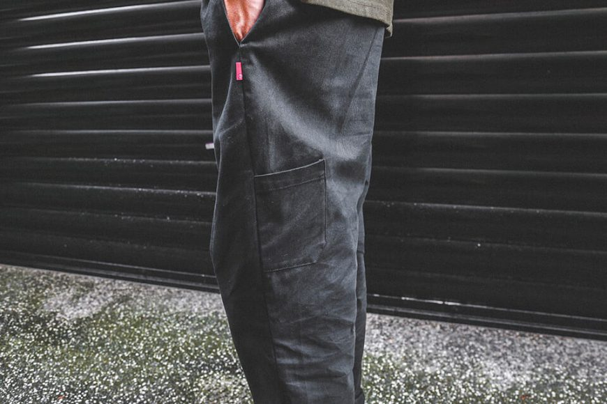 B-SIDE 19 SS Tapered Chino (9)