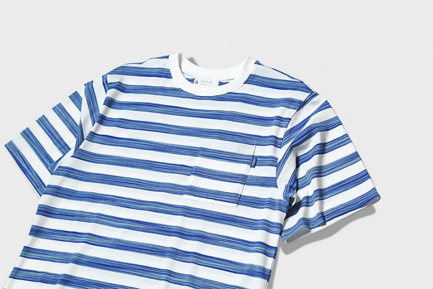 B-SIDE 19 SS Bruch Line Pocket Tee (11)