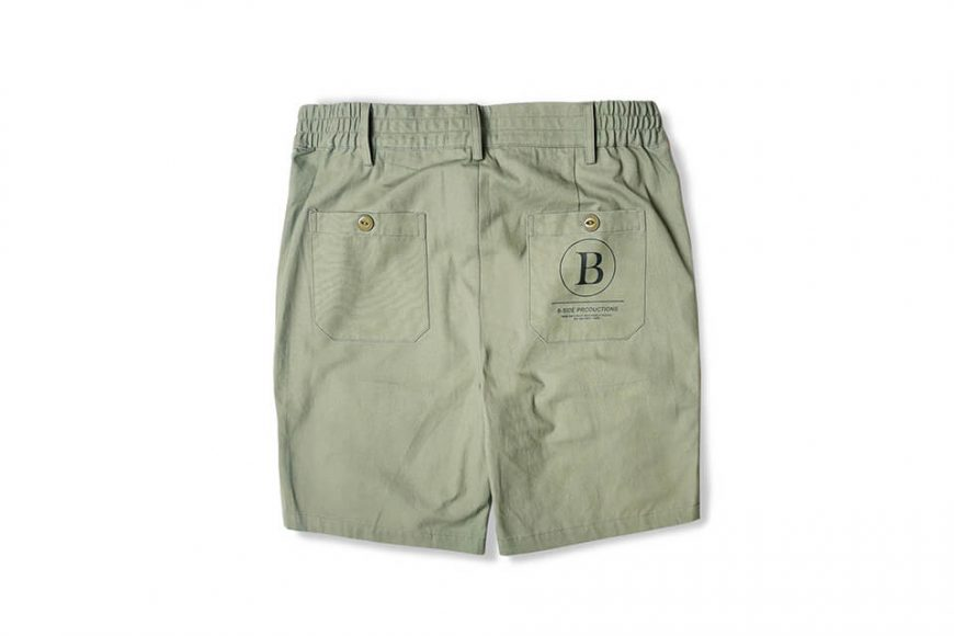 B-SIDE 19 SS Front Pocket Shorts (10)