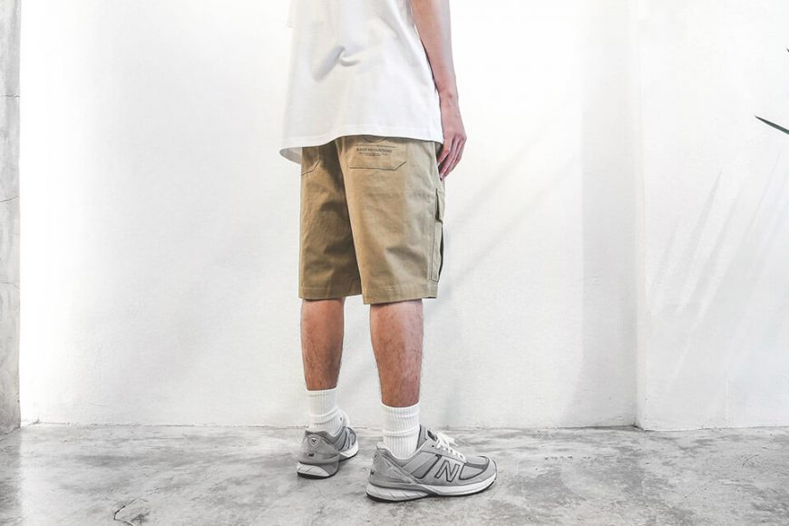 B-SIDE 19 SS Front Pocket Shorts (2)