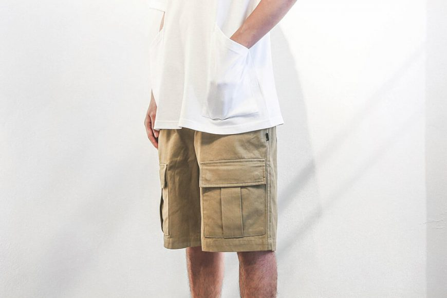 B-SIDE 19 SS Front Pocket Shorts (3)