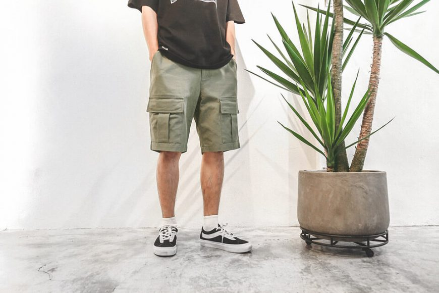B-SIDE 19 SS Front Pocket Shorts (5)