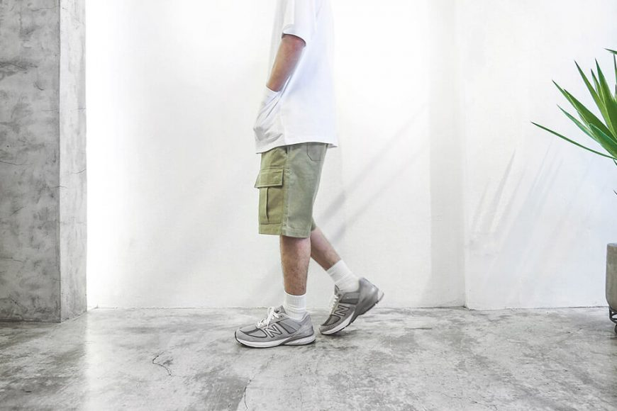 B-SIDE 19 SS Front Pocket Shorts (6)
