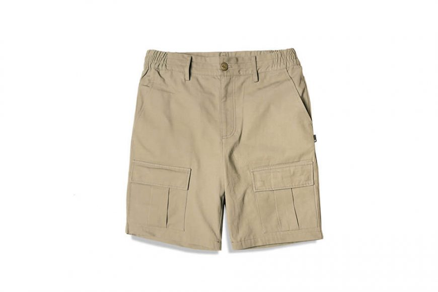 B-SIDE 19 SS Front Pocket Shorts (7)