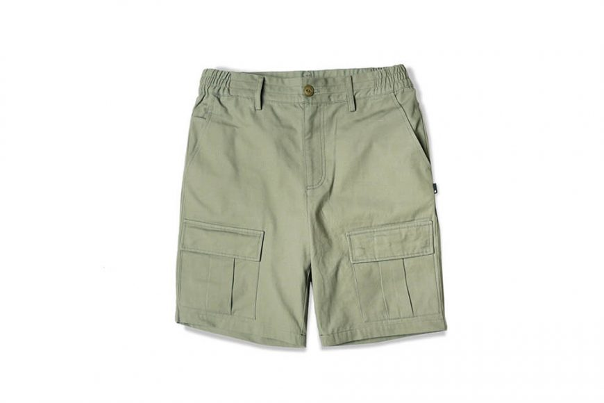 B-SIDE 19 SS Front Pocket Shorts (9)