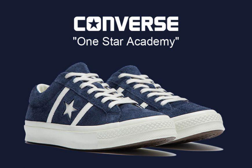 CONVERSE 19 SS 165022C One Star Academy (1)