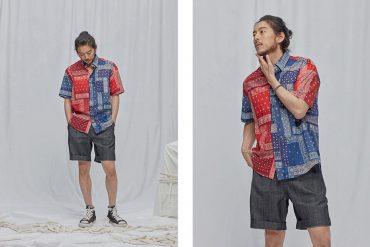 FrizmWORKS 19 SS Bandana Half Shirt (1)