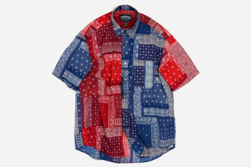 FrizmWORKS 19 SS Bandana Half Shirt (4)