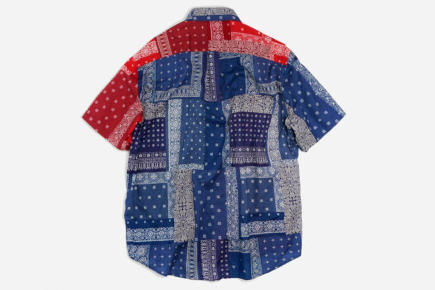 FrizmWORKS 19 SS Bandana Half Shirt (5)
