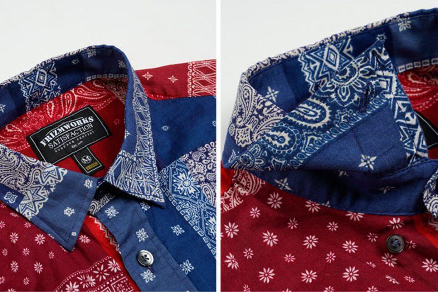 FrizmWORKS 19 SS Bandana Half Shirt (6)